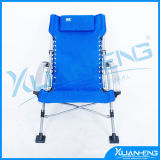 Garden Folding Recliner Chaise Lounger