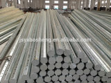 distribution steel poles