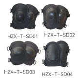 2016 Best Quality Soft Tactical Knee and Elbow Protective Guard Pads