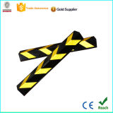 Grade One Rubber Corner Guard with Yellow Reflector