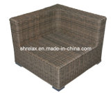 Rattan Wicker Furniture Sofa (RSS-028)