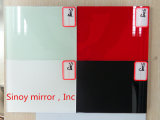 3-6mm Lacquered Glass, Back Painted Glass