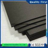 Shanghai Wholesale Black Colored and Clear Professional Cast Acrylic Sheet