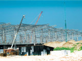 Prefabricated Steel Structure Building (SS-567)