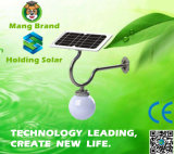 Energy Saving LED Solar Powered Wall Lamp with Intelligent Control