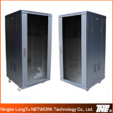 19′′ Network Cabinet with Front Temper Glass Door