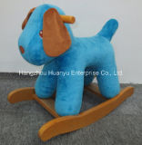 Factory Supply Rocking Animal-Dog Rocker