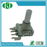 Household Appliances 16mm Mini Rotary Encoder with Switch