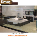 Teem Living Modern Home Use Bed