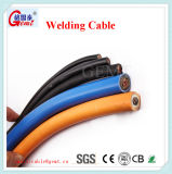 Multi Stranded Double Rubber Insulated PVC Insulated Flexible Welding Cable