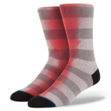 Top Quality Exaggeration Color Design Dress Sock
