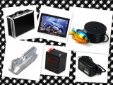 "Luxury Set 7"" Monitor Underwater Fish Finder Video Camera with 50 Cable"