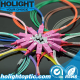 Sc Om4 0.9mm 12 Colors Pigtail