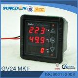 Gv24 Digital Panel Meter Ammeter Voltage Meter with Ce Certificate