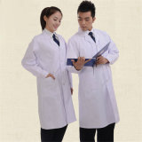 Durable Unisex Lab Coat with ESD