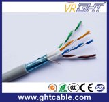 Copper 24AWG Indoor FTP Cat5e Cable