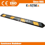 Rubber 6 Feet Parking Wheel Stopper for Car Safety