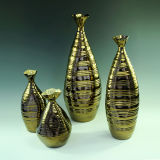 Good Color Tall Ceramic Vase Large Ceramic Vase for Flower Decoration