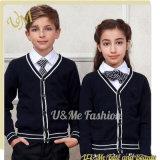 School Black Cardigan Unisex Stylish Kids School Uniform Sets