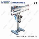 Pneumatic Double-Side Impulse Heat Sealing Machine (FMQJ)