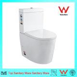 Hot Selling to Australia Sanitary Ware Watermark One Piece Toilet