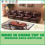 Living Room and Theater Genuine Leather Electric Sofa