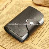 2017 Wholesale Leather Cover ID Name Card Holder