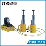 Factory Price Standard Multiple Rams Hydraulic Jack (FY-30)