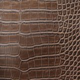 2017 Hot Sale Crocodile PVC Handbag Leather (K205)