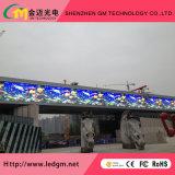 Full Waterproof Outdoor P16/P20/P25/P31.25/P50 LED Curtain, Big Commercial Digital Advertising
