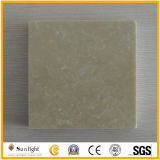 France Beige Artificial Marble, Artificial Stone for Tiles/Slabs