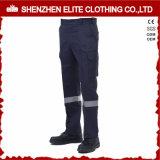 ANSI En471 3m Reflective Navy Blue Work Pants Manufacturer