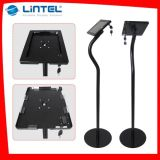 Floor Standing Exhibition Telescopic Aluminum for iPad Holder (LT-13H1)