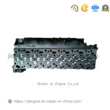 Isde Complete Cylinder Head Engine Head Bare Head with Valve and Spring