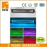 "Wholesale 288W LED Light Bar 50"" RGB Lighting off Road LED Light Bar"