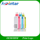 6 USB Multi-Ports Power Strip Fast Charger Outlet Socket