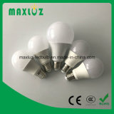 Factory Sale A19/A60 LED Bulb 9W with 2years Warranty