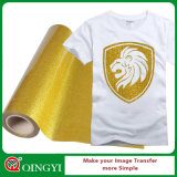 Qingyi Factory Price and Beauty Glitter Heat Transfer Vinyl for Garment