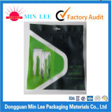 Custom Printing Ziplock Resealable Clear Plastic Bags for Clothes