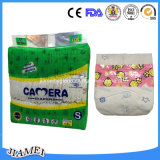 Popular Disposable Camera Brand Diaper for Pakistan