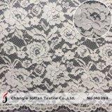Fashion Dress Fabric Wedding Lace Fabric Cord Embroidery Lace (M0394)