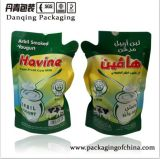 Fresh Cow Milk Injection Pouch Plastic Injection Pouches