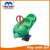 Outdoor Playgrund Spring Rocking Horse for Kids