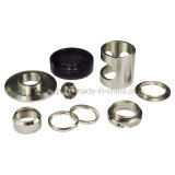 Machining and Welding Small Parts