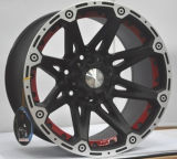 16X8 17X9 Inch Aluminum Wheels for 4X4/SUV