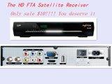 Hot HD Mini FTA DVB-S2 Digital Satellite Receiver.