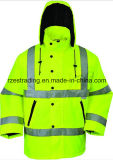 Winter Safety Garments Reflective Safety Jacket Safety Wear