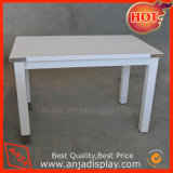 Wooden Display Table for Clothes