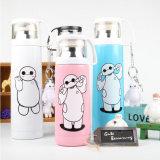 500ml Cartoon Thermos Mug Stainless Steel Vacuum Flasks