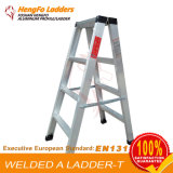 4steps Folding Ladder Aluminum Ladder for Household